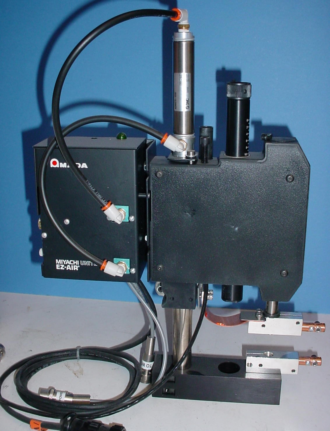 Used welders, AC & DC, capacitor discharge, spot welding, used